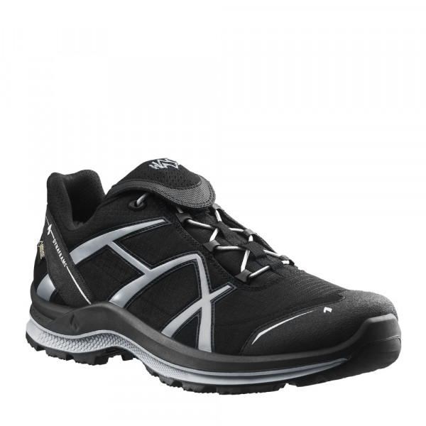 HAIX Black Eagle Adventure 2.0 GTX low/black-silver