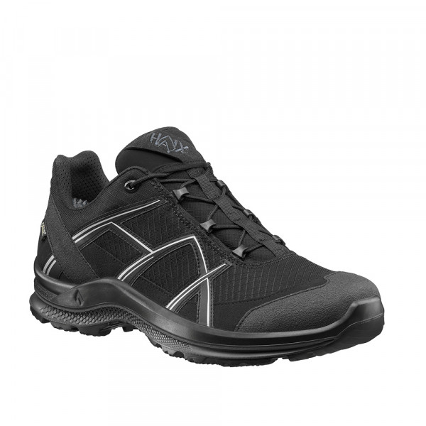 HAIX Black Eagle Adventure 2.1 GTX low/black-silver