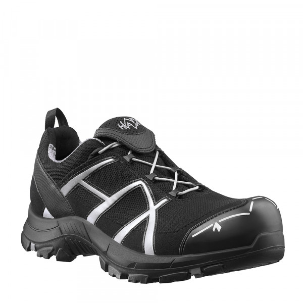 HAIX Black Eagle Safety 41 Low black/silver